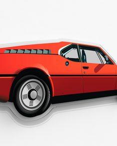 BMW-M1-silhouette-art-2