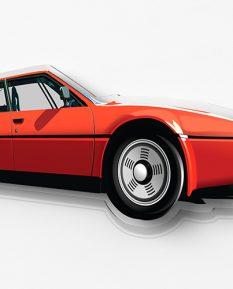 BMW-M1-silhouette-art-3