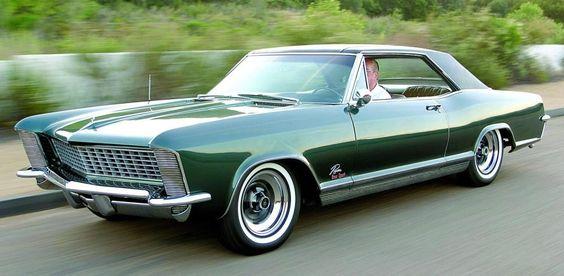 Buick Riviera art