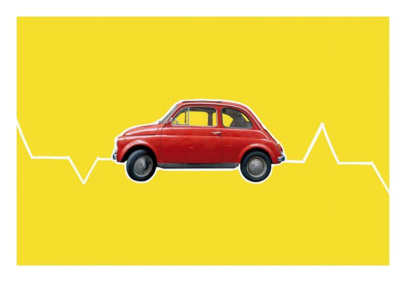Fiat 500-poster-art