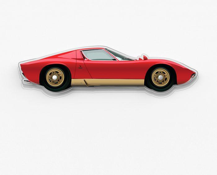 Lamborghini Miura art