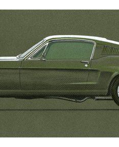 Ford-Mustang-Bullitt-art