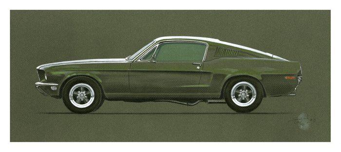 Ford-Mustang_Bullit-art