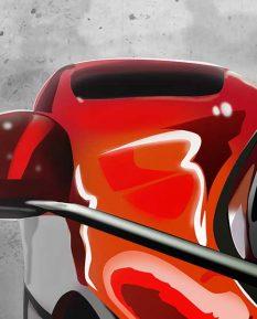 Ferrari-LaFerrari-poster-detail-1