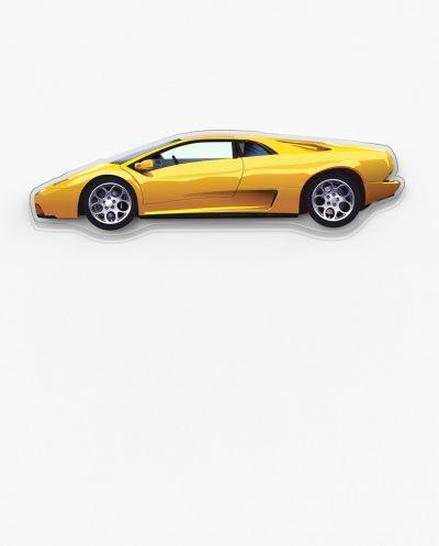 Lamborghini Diablo art