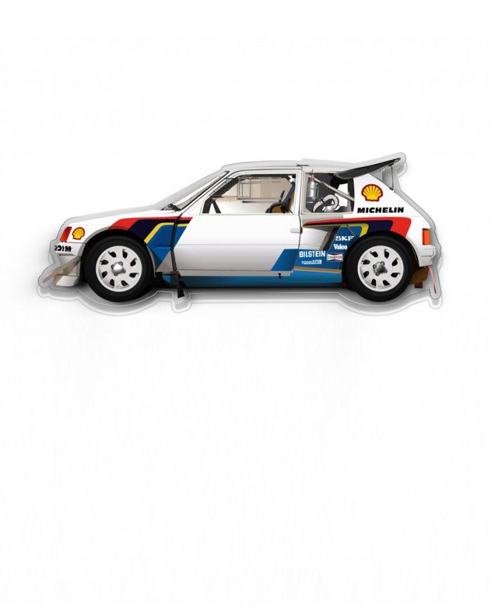 Peugeot 205 T16 art