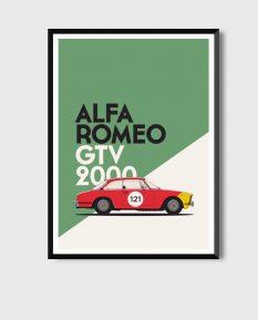 Alfa-Romeo-GTV-poster