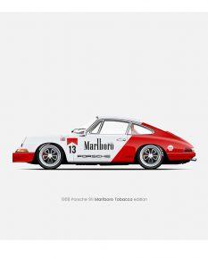 Porsche-911_Marlboro_poster-art