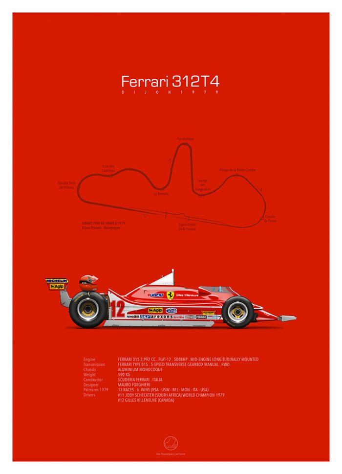 Ferrari-312-T4_poster_art