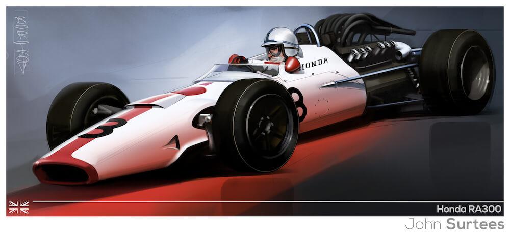 Honda-RA300_John-Surtees_Grand-Prix