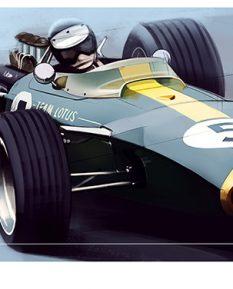 Jim-Clark-Lotus-49-art