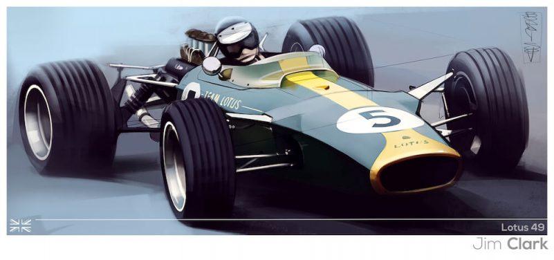 Lotus-49_Jim-Clark-art-print