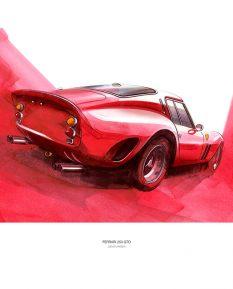 Ferrari_GTO_art