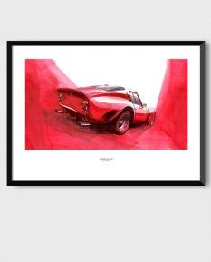 Ferrari_GTO_art_frame