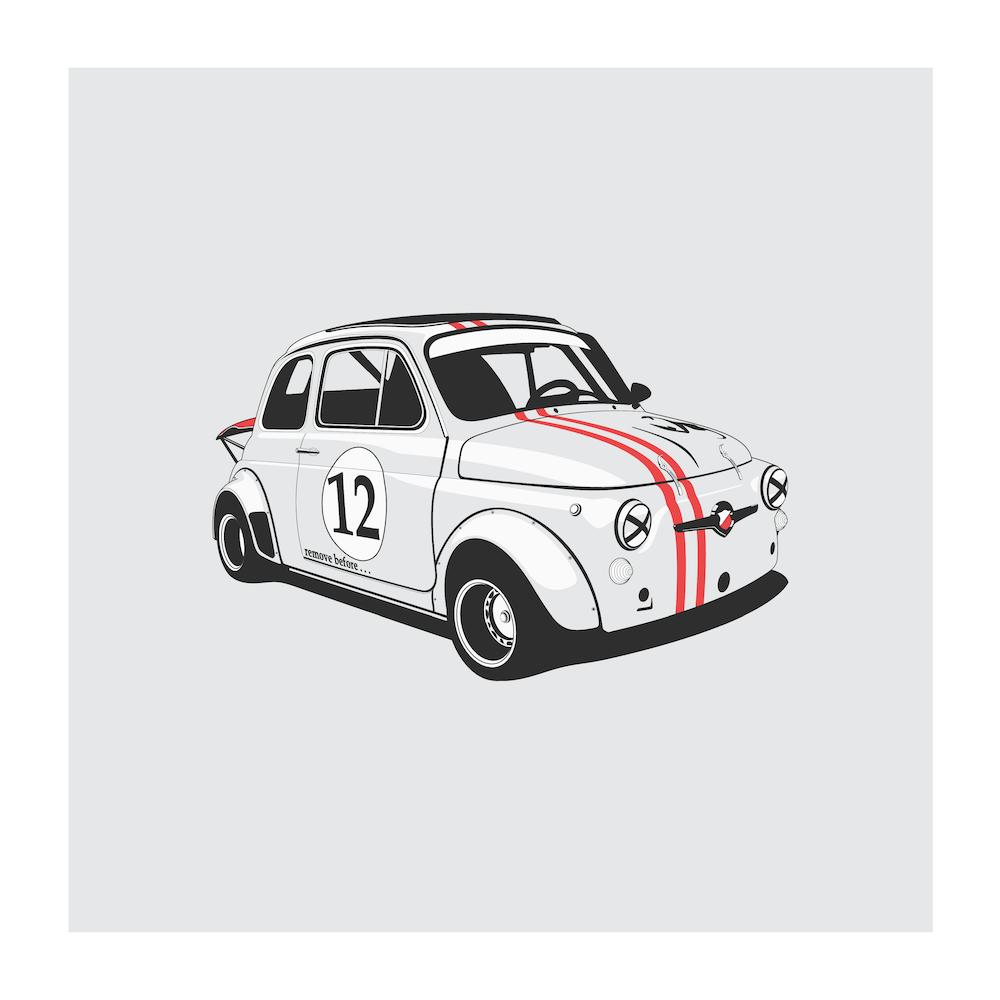 Fiat 595-SS