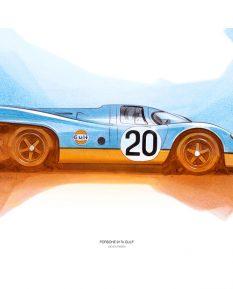 Gulf_Porsche_art