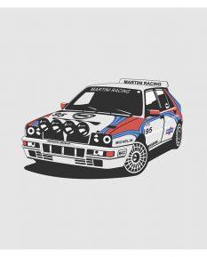 Lancia-Delta-HF-Integrale-poster-2