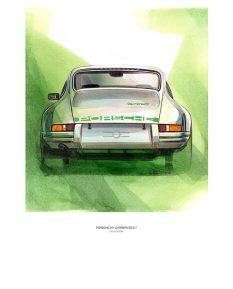 Porsche_Carrera-RS_art