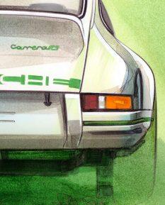 Porsche_Carrera-RS_art_detail1