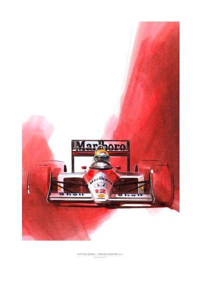 Simply Petrol_Paesen_Senna McLaren
