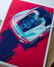 Porsche 918 Spyder | Łukasz Myszynski