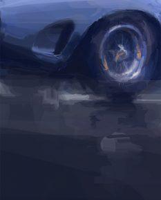 Ferrari-250GTO_Blue_art-detail