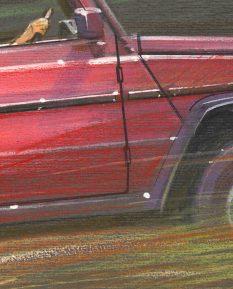 Mercedes-Benz G-Class-Cabriolet-detail