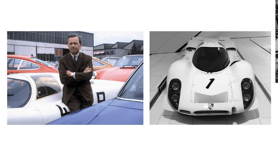 Ferdinand Porsche-Porsche-908