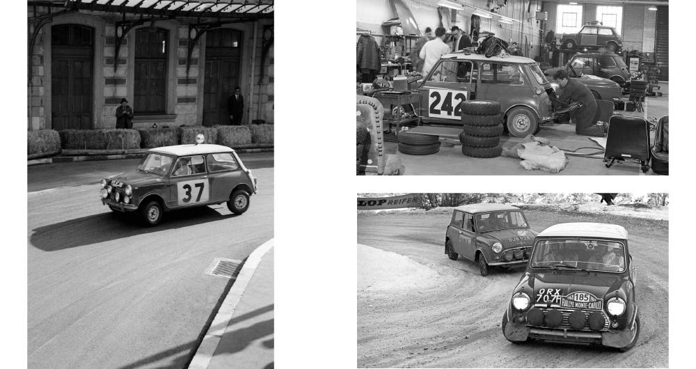Mini Cooper-S Rallye Monte Carlo 1971-01